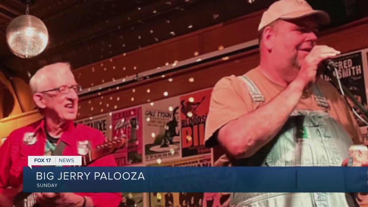 Big Jerry Palooza at Cannonsburg this weekend