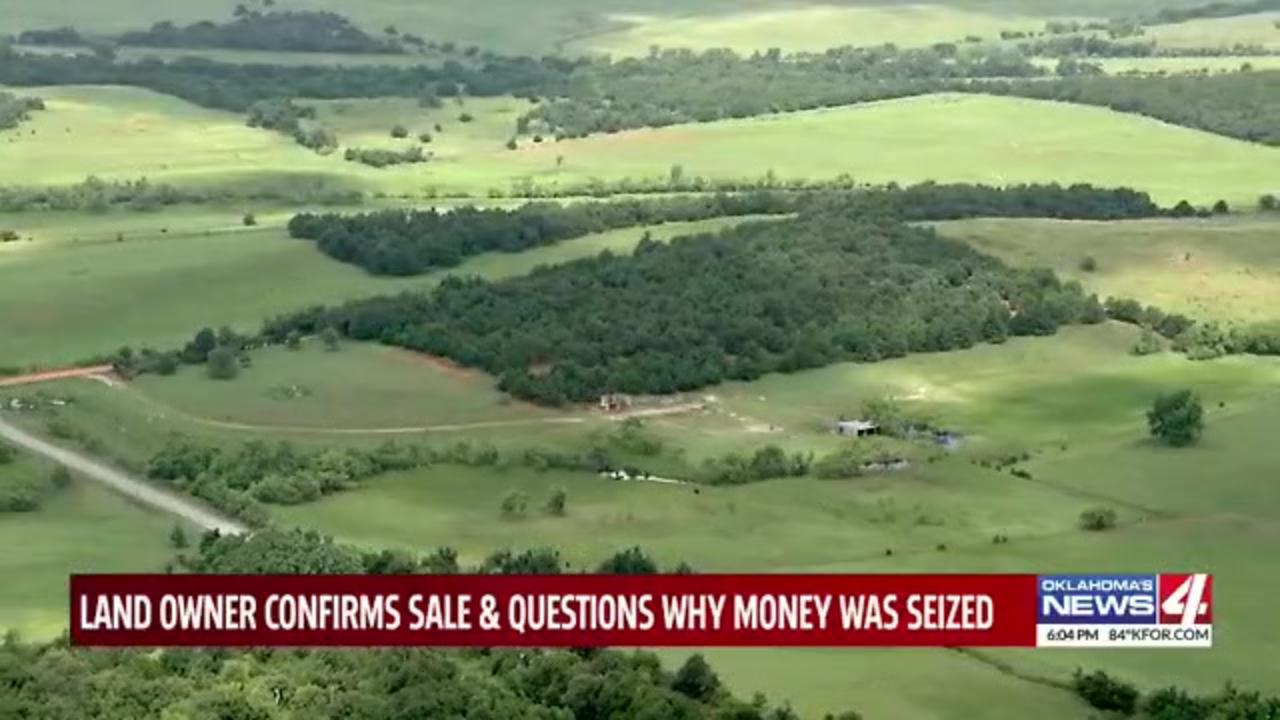 New Mexico businessman says he was trying to buy land when deputies seized $140K in supposedly 'illegal money'