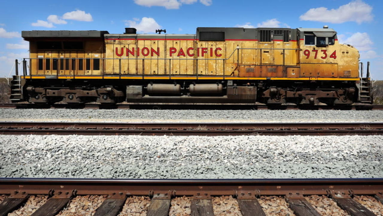 Ticket to Ride? Jim Cramer Says Biden Rail Scrutiny Is Boon for Union Pacific