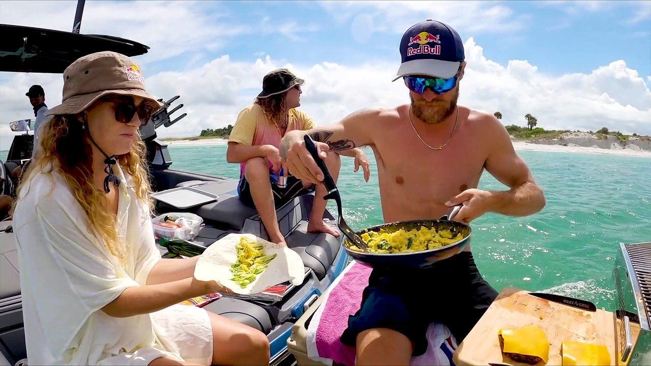 Red Bull Wake Crew Goes Gulf Coastin' - Episode 3