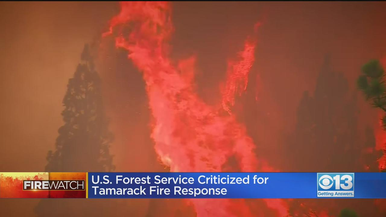 Fire Watch: PG&E Aims To Bury Power Lines, Forest Service Criticized For Response To Tamarack Fire