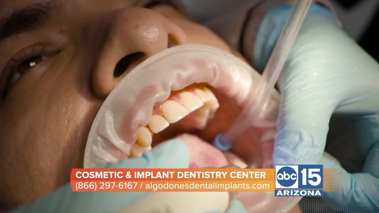 Get the smile you want at Cosmetic & Implant Dentistry Center!
