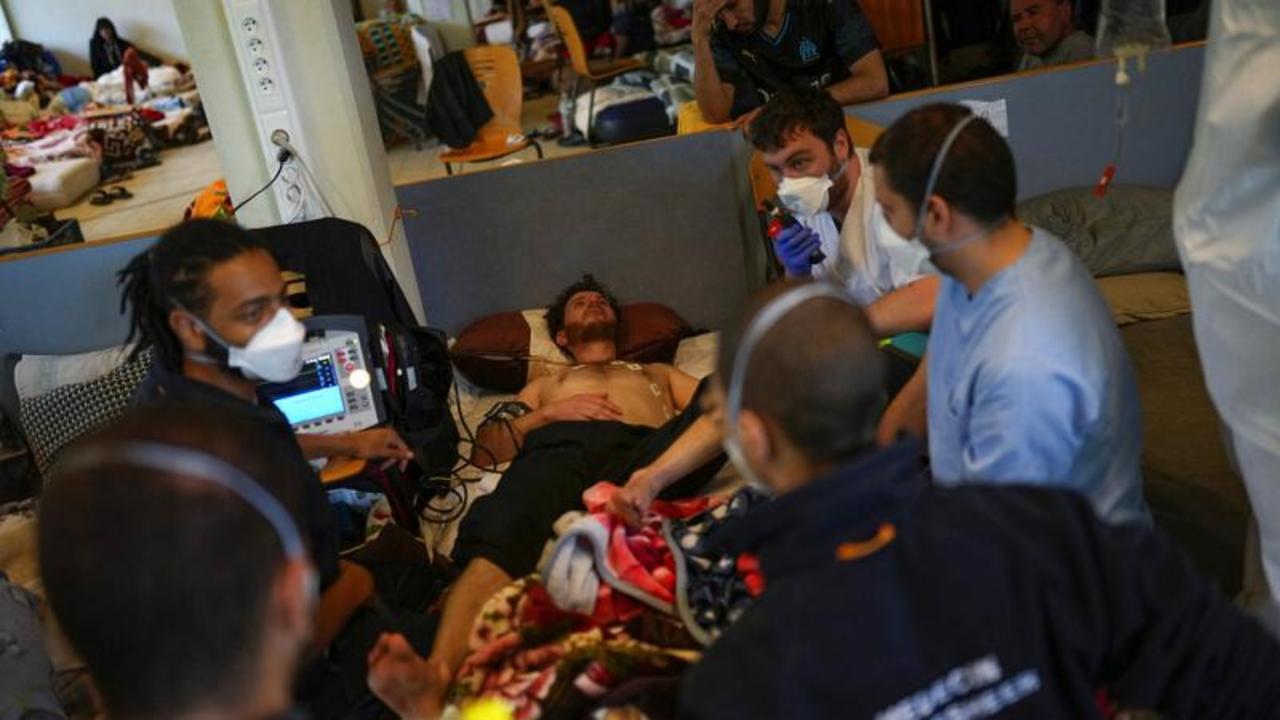 Brussels announces 'breakthrough' on migrants' hunger strike