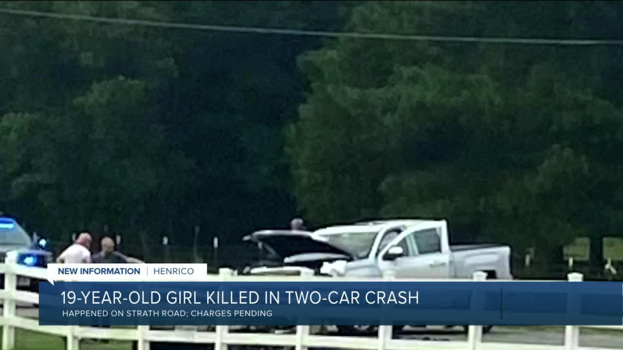 Teenager killed in Strath Road crash