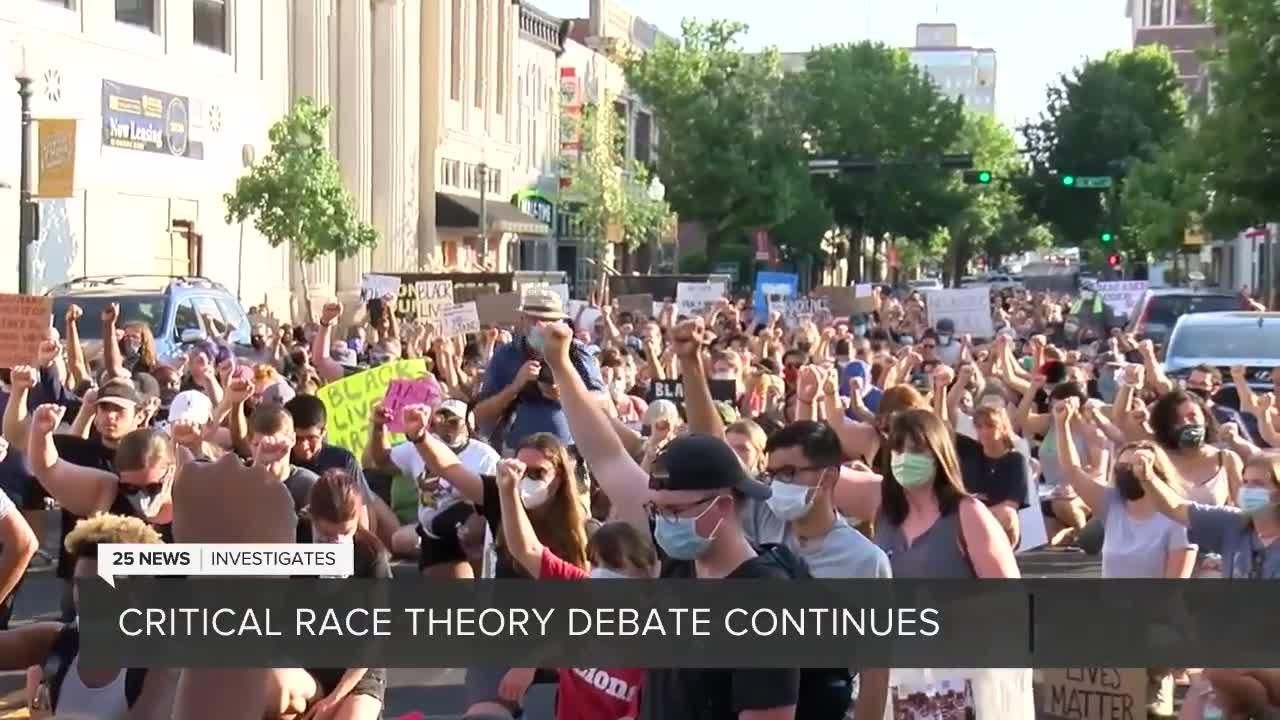 Critical Race Theory debate continues