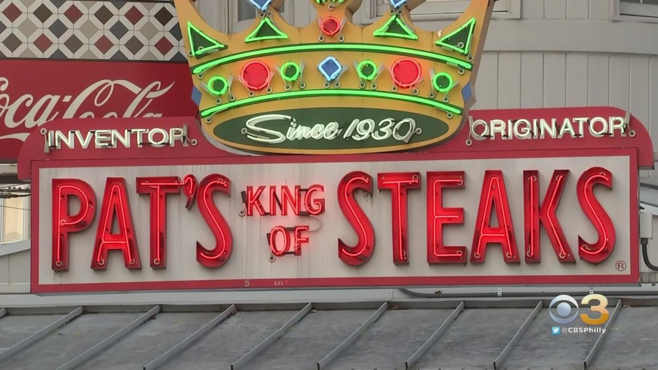 Man Shot, Killed Outside Of Pat's Steaks In South Philadelphia, Suspect Arrested