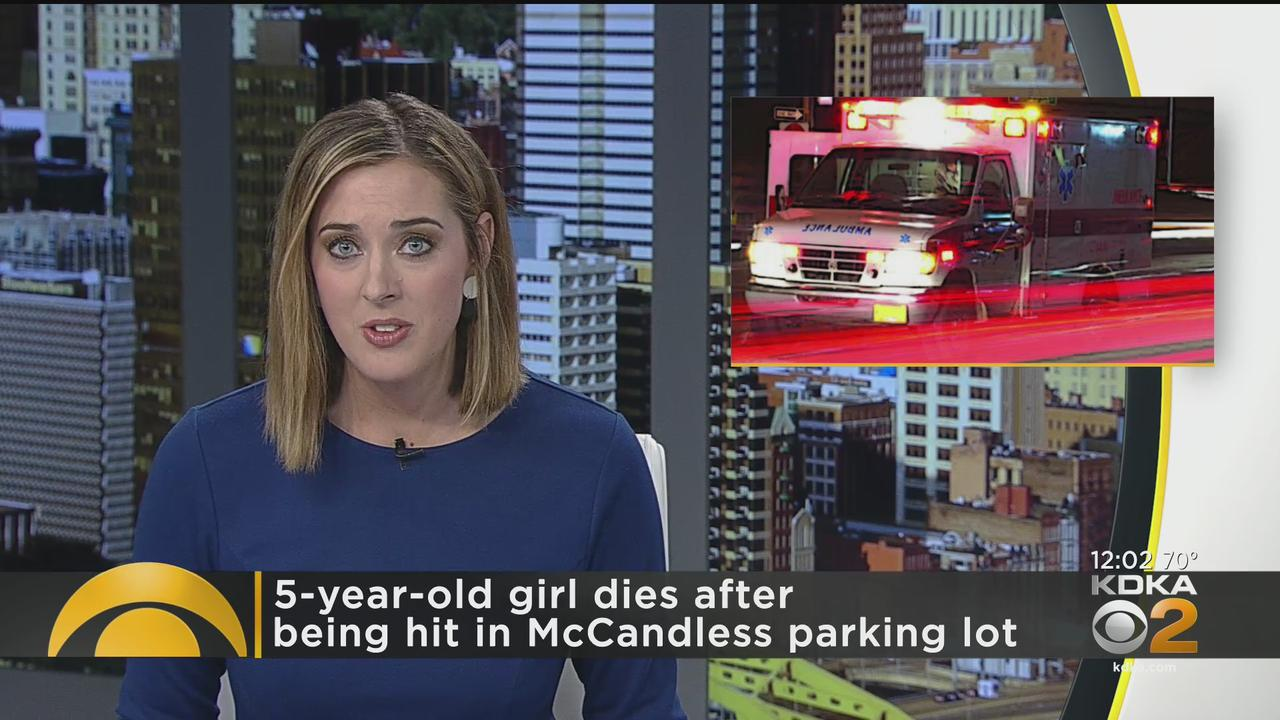 Child, 5, Dies After Being Struck By Vehicle In McCandless