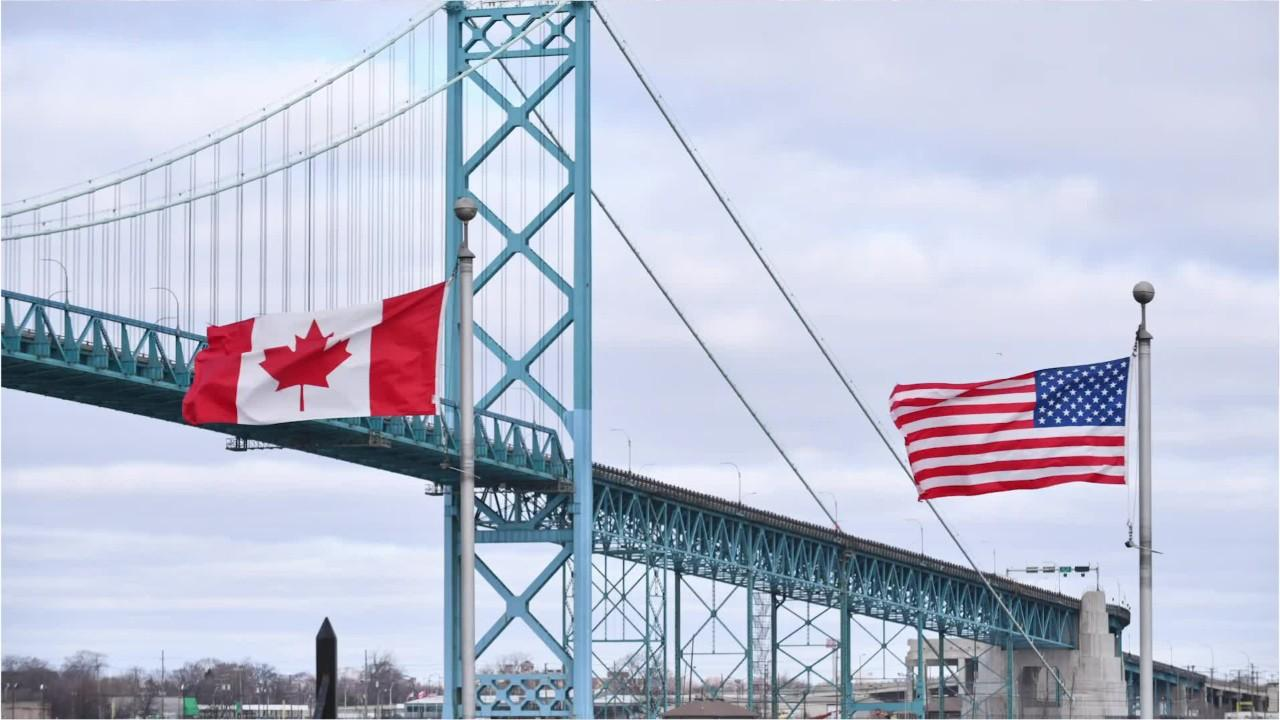 The US-Canadian border has been shut down to all non-essential travel since March 2020