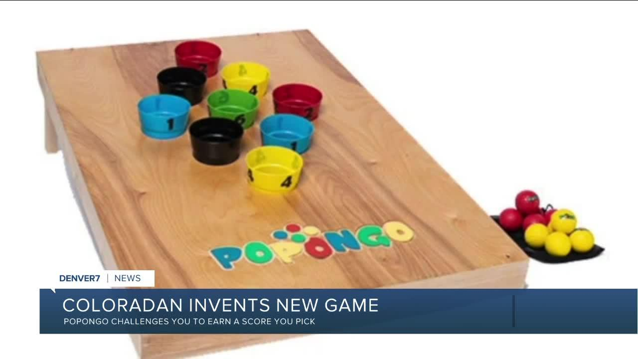 Coloradan invents new game called Popongo