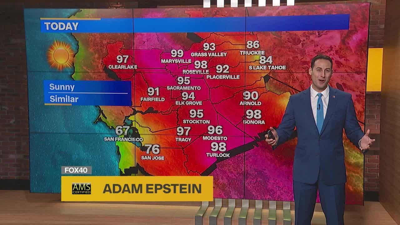 Morning Forecast - July 22