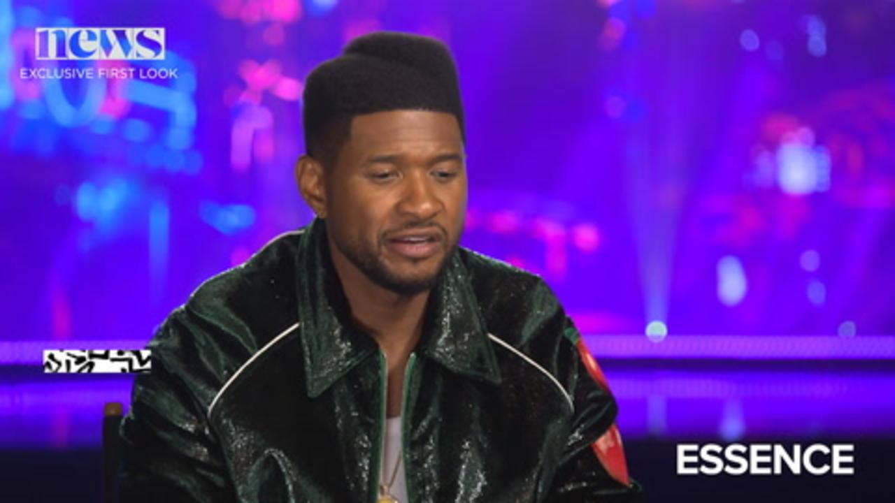 Usher Residency- Essence Exclusive