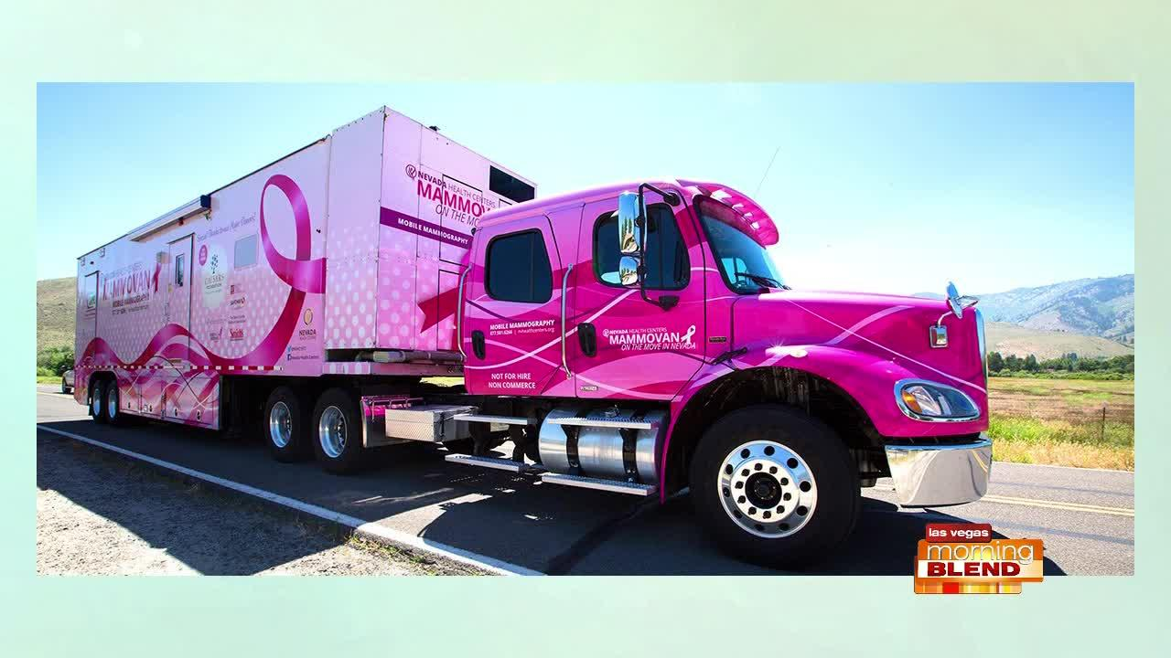 Protect Your Health, Get Screened On The Mammovan!