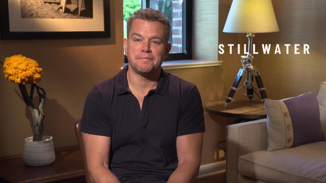 Matt Damon Looks Back On 'Really Emotional' Return To Cannes