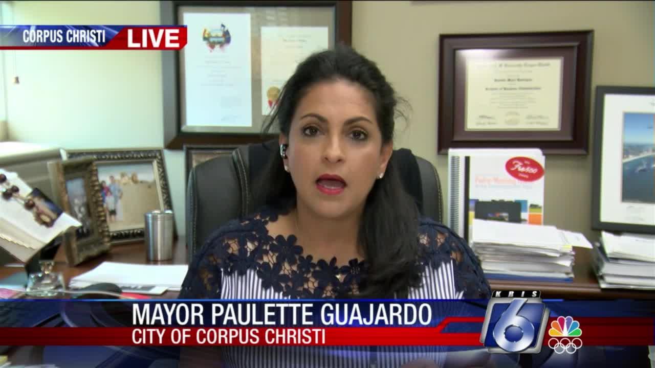 Guajardo discusses city's peaking COVID-19 rates