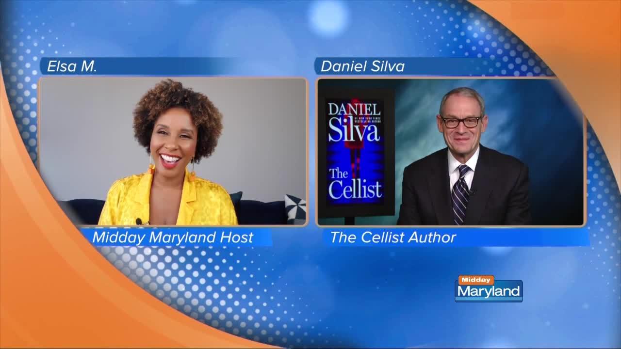 Daniel Silva - The Cellist
