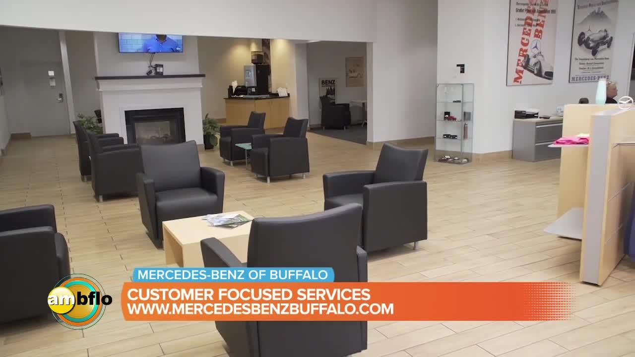 Customer focused service at Mercedes-Benz of Buffalo