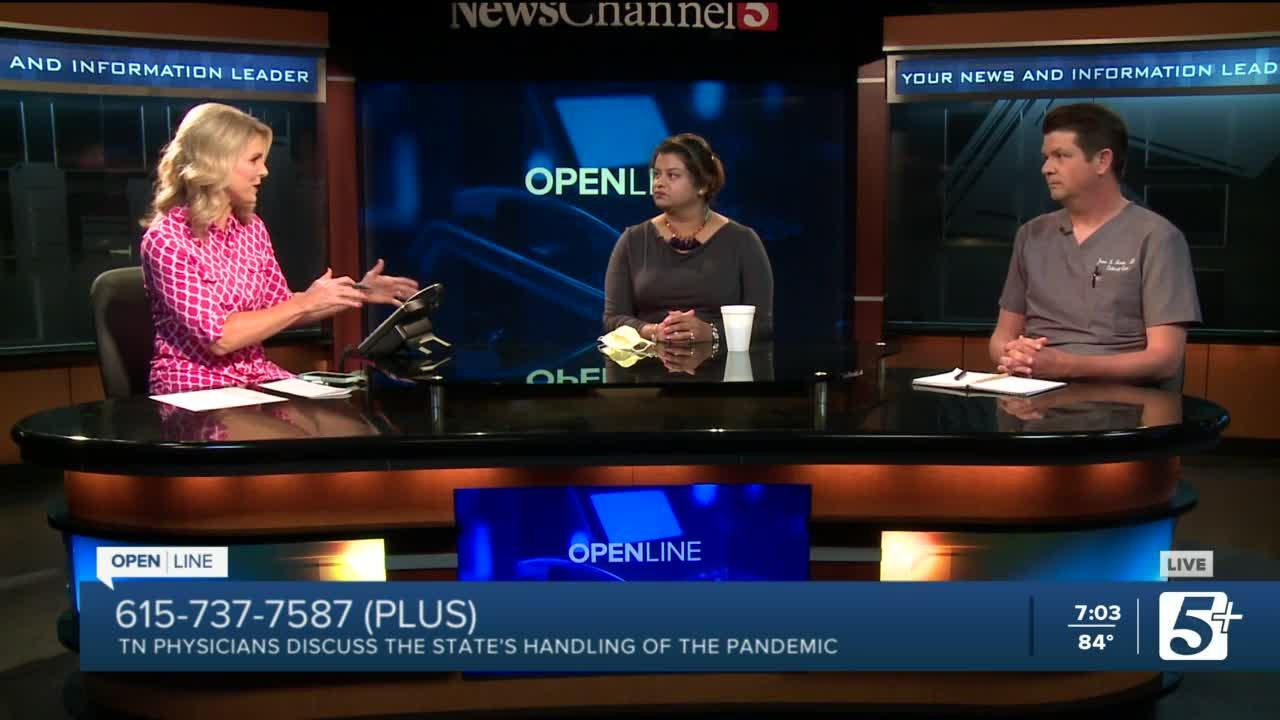 TN Physicians discuss the State's handling of the Pandemic p3