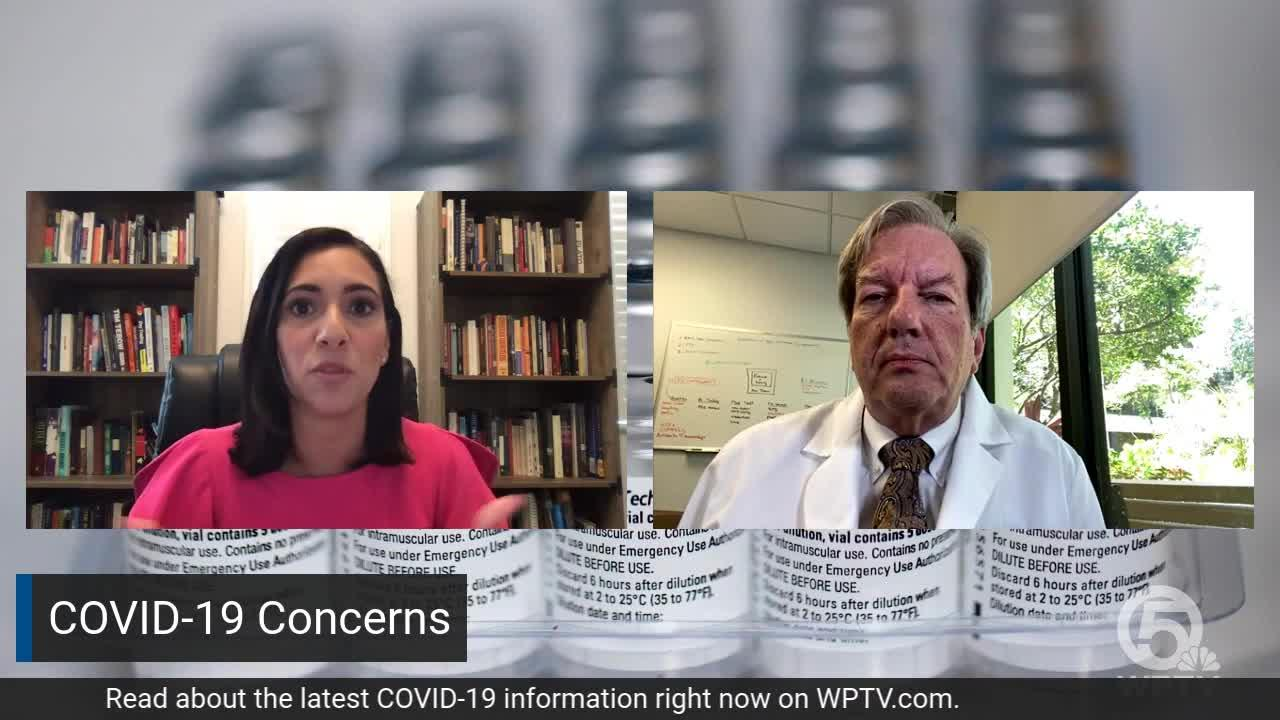 Facebook Q&A: Spike in COVID-19 cases in Florida