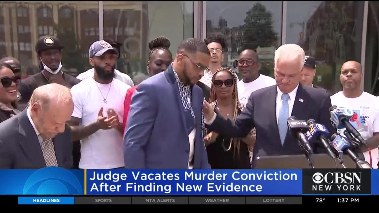 Judge Vacates Murder Conviction Of Man Who Served 23 Years In Prison