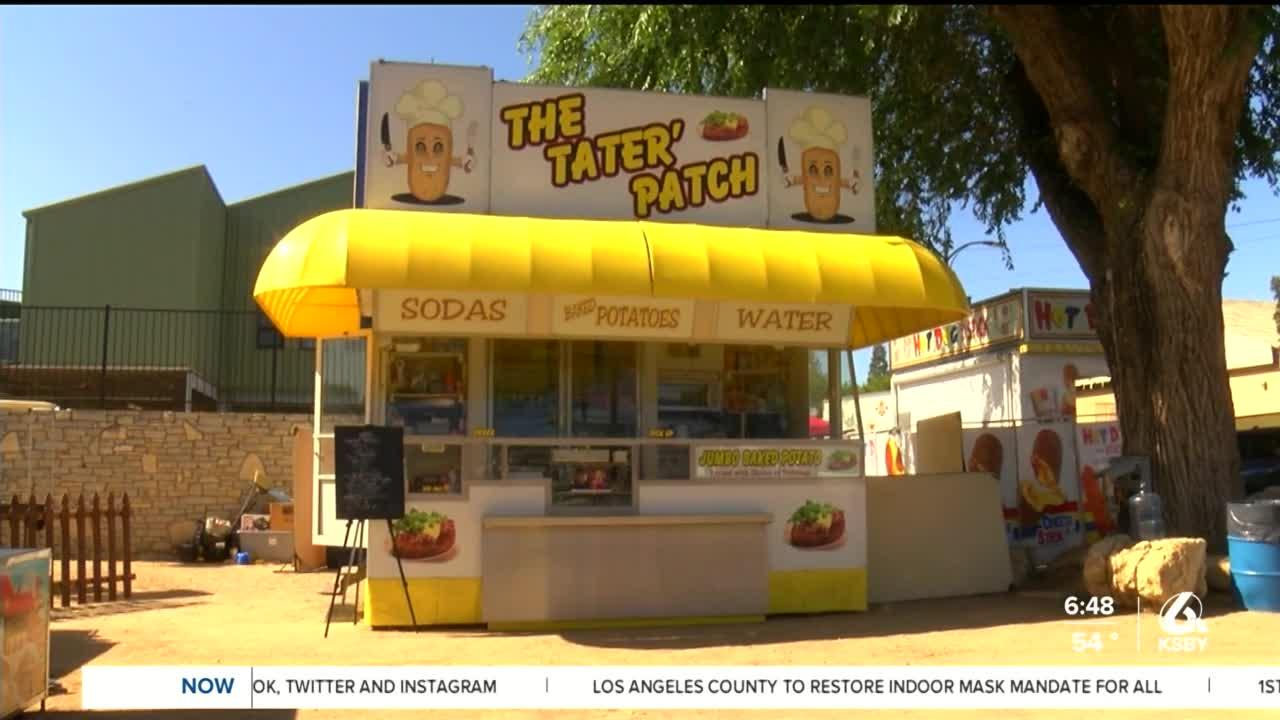 FOOD VENDORS EXCITED FOR MID STATE FAIR RETURN