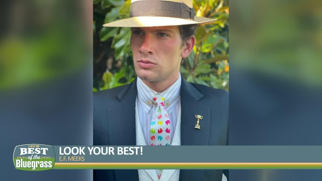 Look your best with help from E.F. Meeks