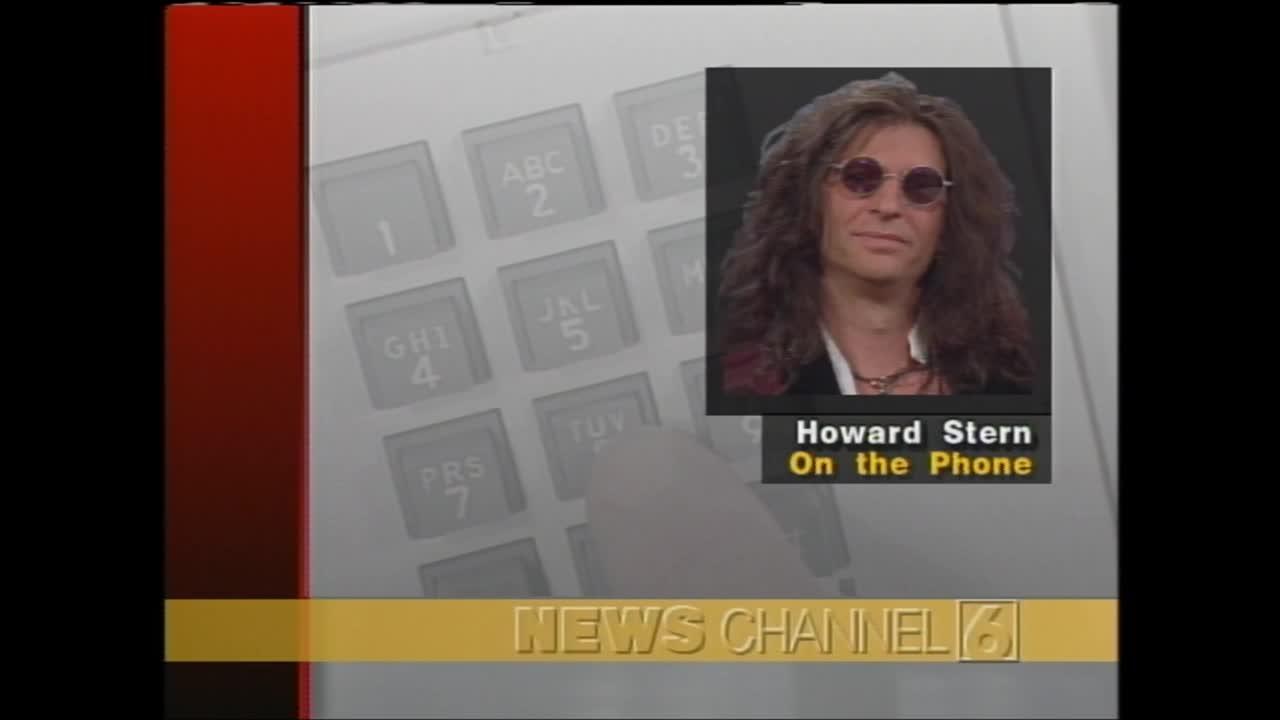 Howard Stern on Richmond radio