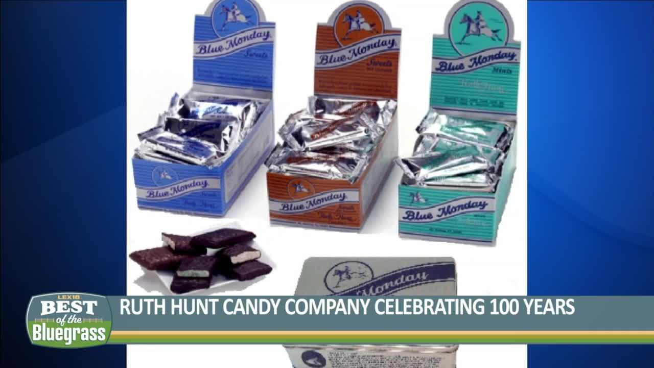 Ruth Hunt Candy company celebrating 100 years