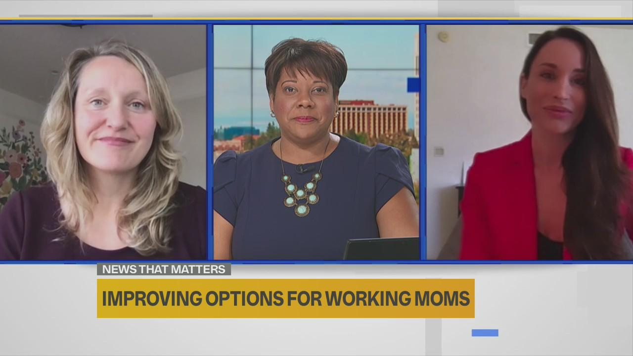 Assemblymember, advocate discuss improving options for working moms