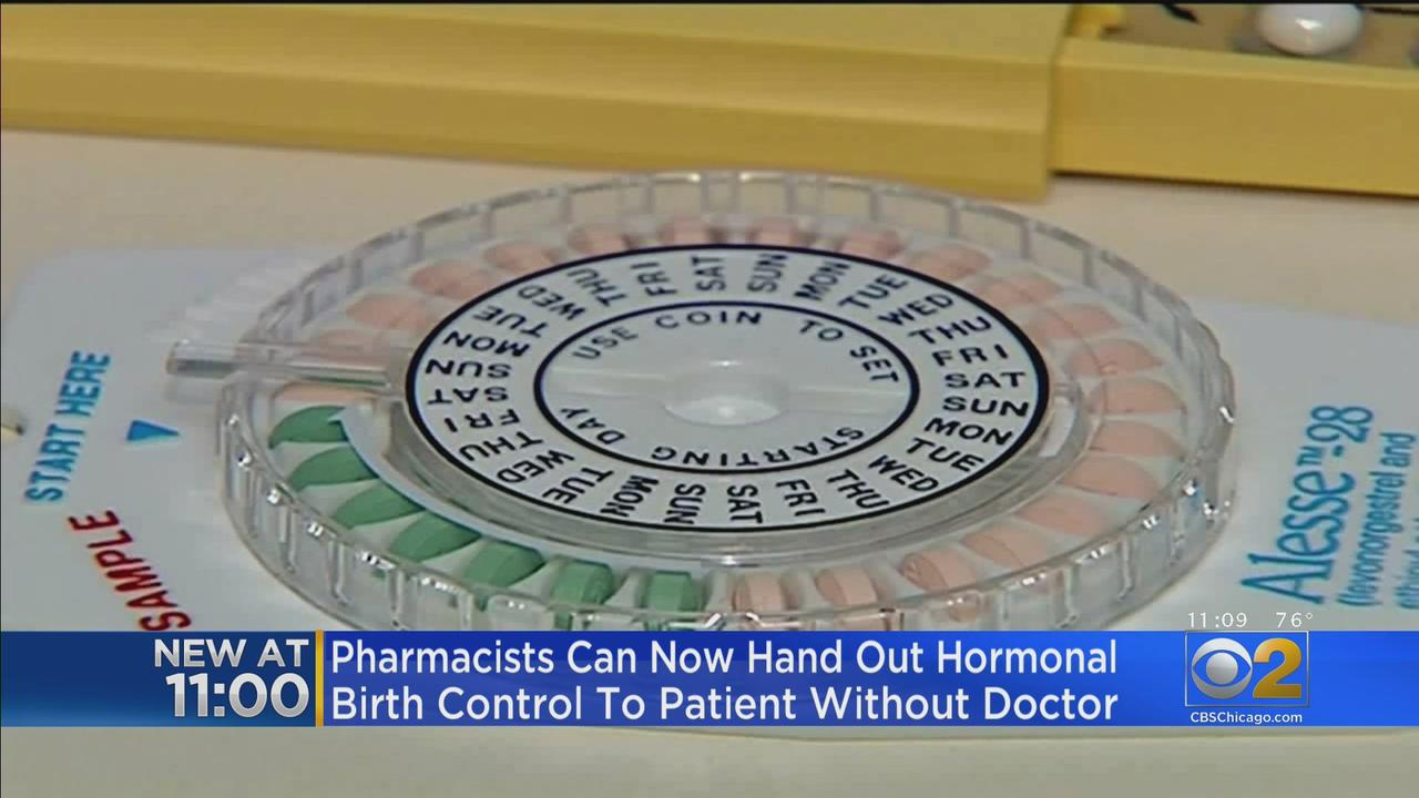 Illinois Pharmacists Can Now Hand Out Hormonal Birth Control To Patient Without Doctor