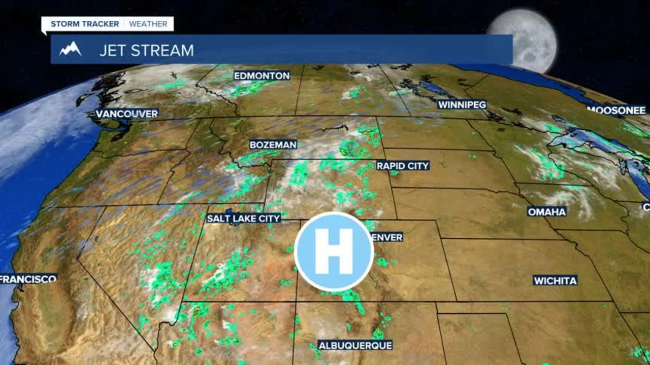 Drought update and thunderstorms Thursday afternoon