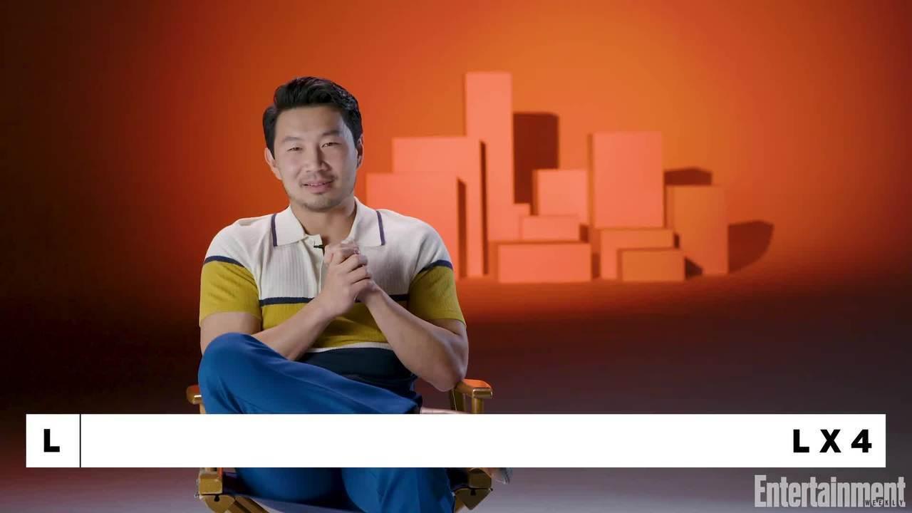 A-Z with Simu Liu