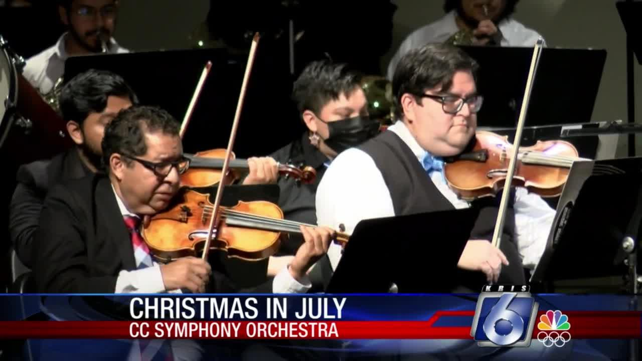 Symphony presenting 'Christmas in July' on Saturday
