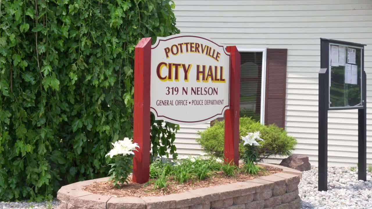Former Potterville city manager Wanda Darrow has been sentenced to three years of probation for covering up for her son after he