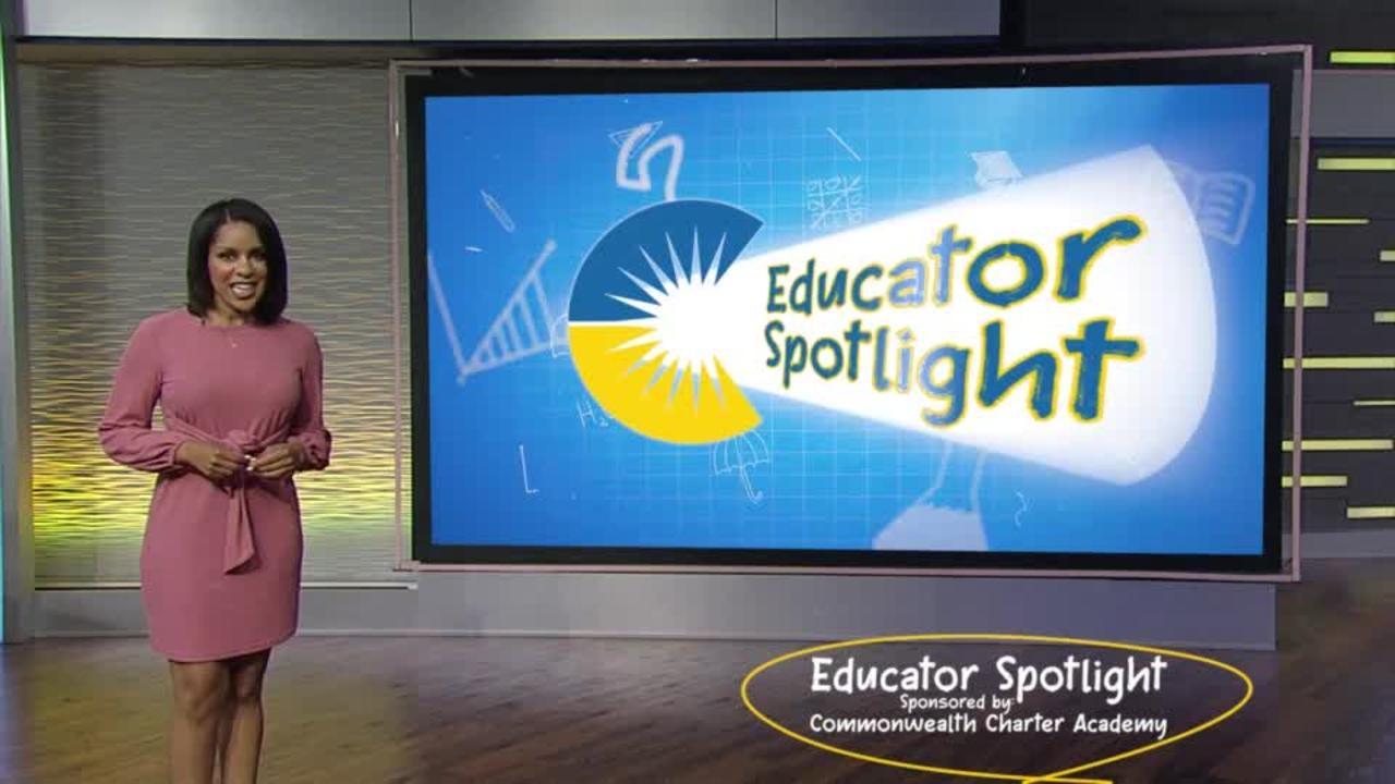 Educator Spotlight: Lindsay Wolfson