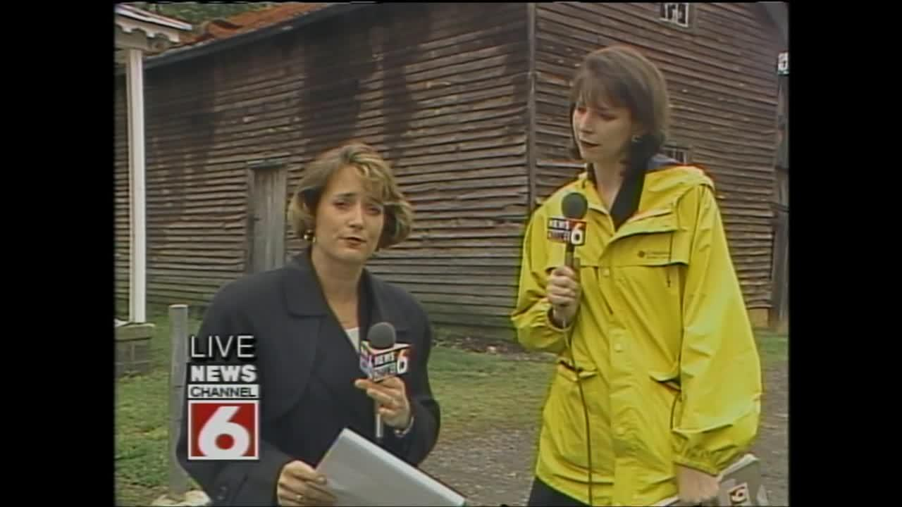 Noon Newscast: Alicia Showalter Reynolds body found j