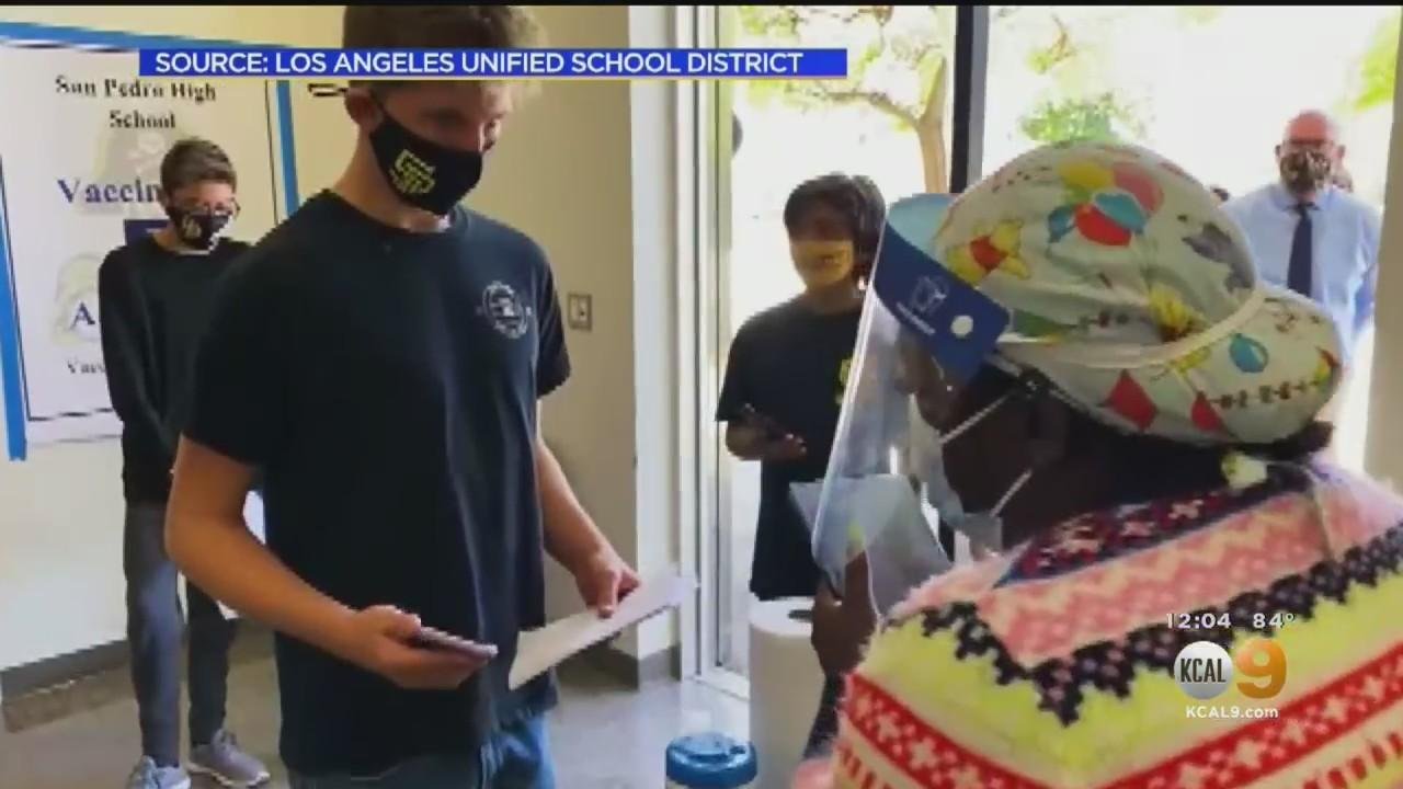 LAUSD Releases Pandemic-Edition Of Back-To-School Guide