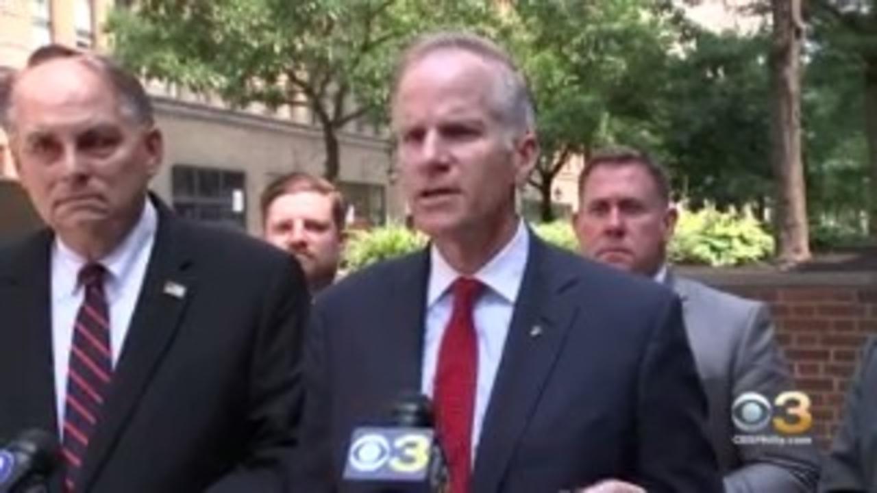 Attorneys Suing Pennsylvania Gov. Wolf Over COVID-19 Lockdown Argue In Philadelphia Court