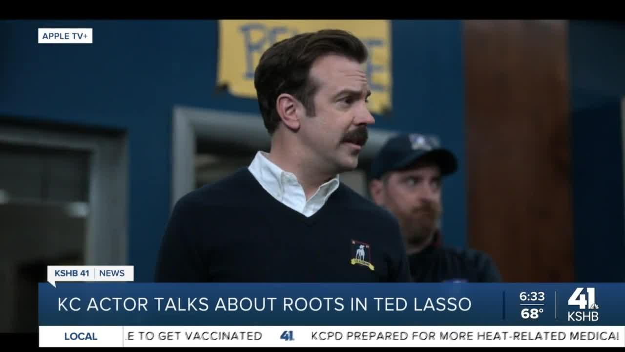OP's Jason Sudeikis talks 'Ted Lasso,' love for hometown