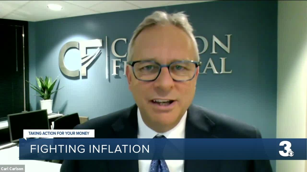Five key ways to fight inflation as you plan your finances