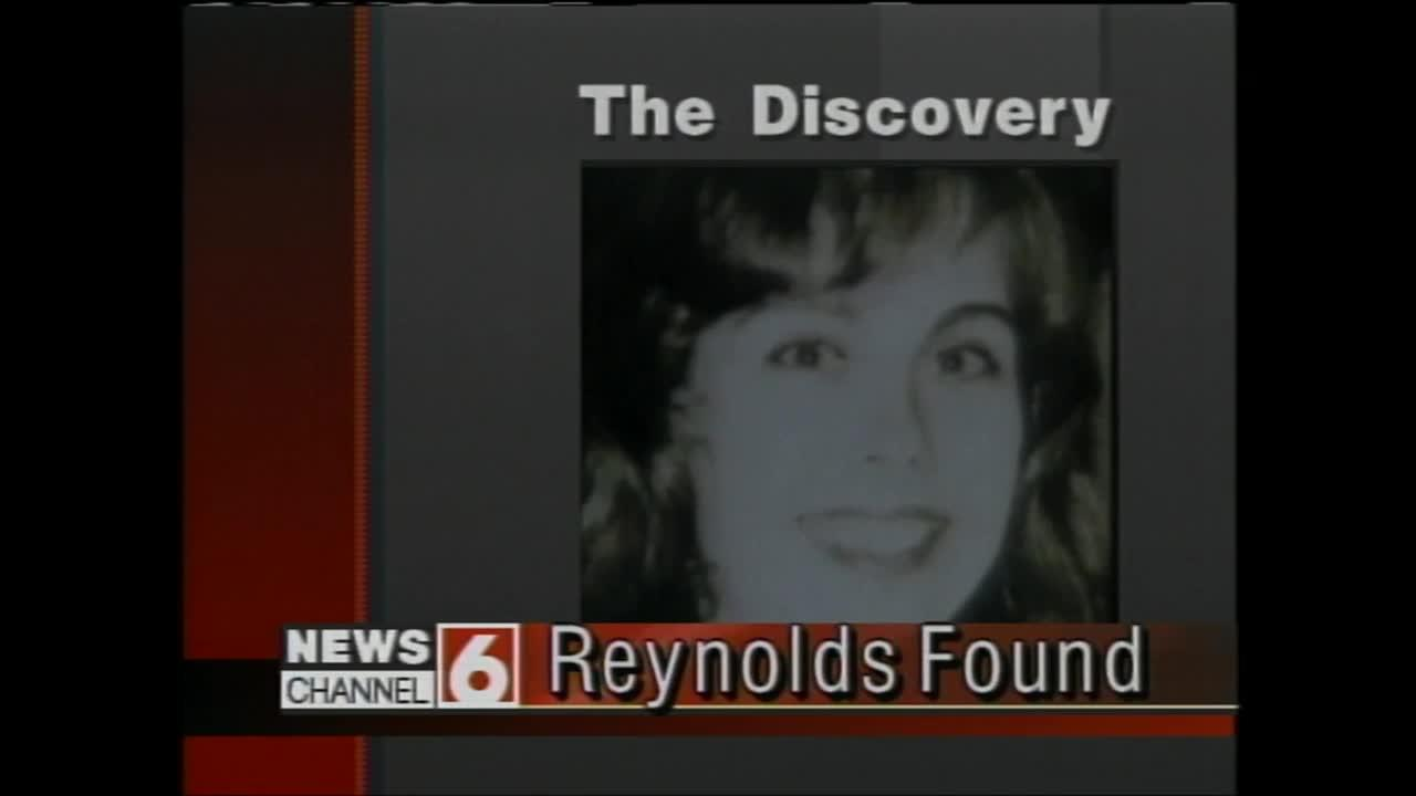 Remains identified as Alicia Showalter Reynolds