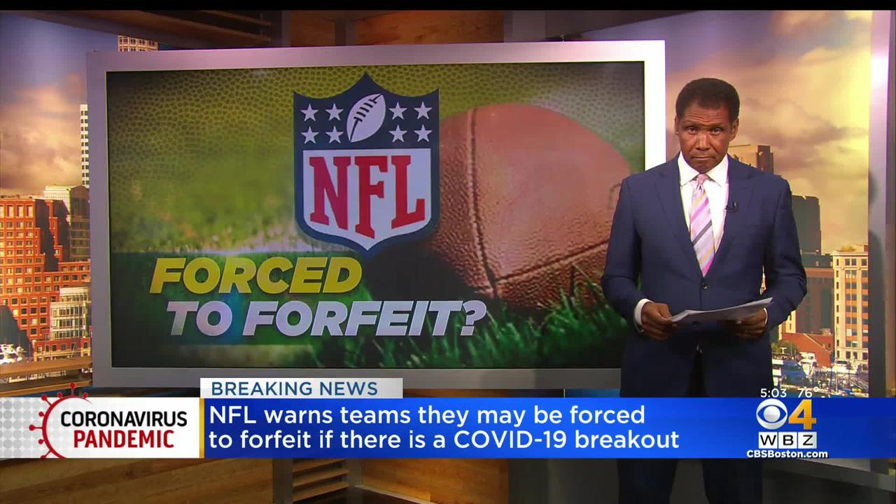 NFL Teams Will Forfeit Games If Unvaccinated Players Cause COVID Cancellations