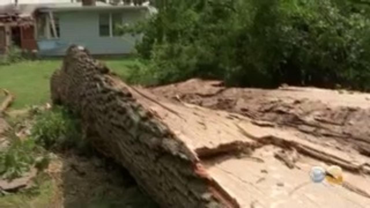 Major Cleanup Underway After Severe Storms