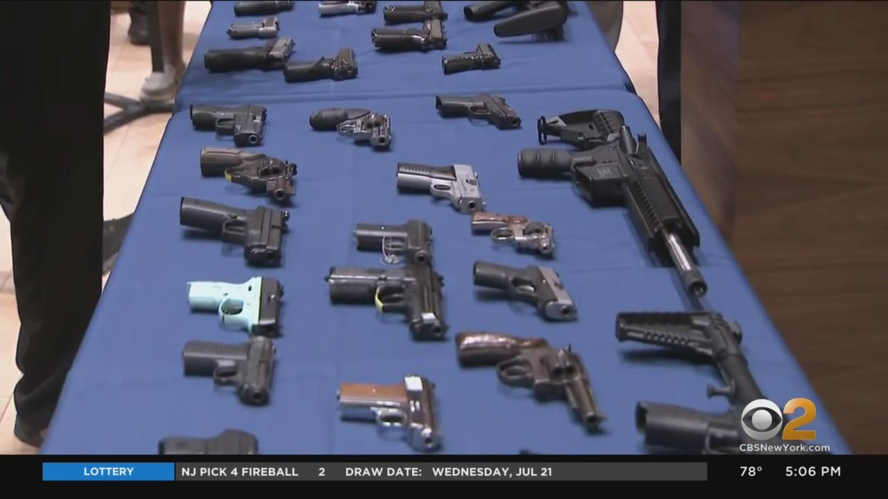 Justice Department Rolls Out Firearms Trafficking Strike Forces In 5 Major Cities