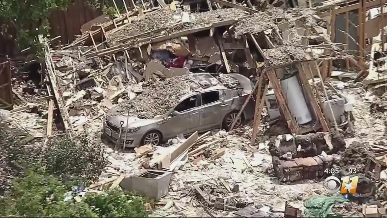 ATF Joins Plano Police Department's Investigation Of House Explosion