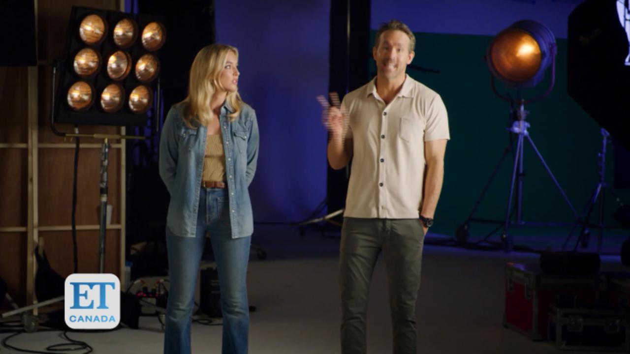 Ryan Reynolds Challenges Jodie Comer To Canadian Quiz