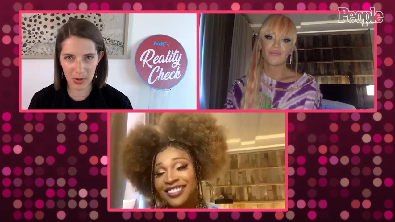 A'Keria C. Davenport & Kylie Sonique Love Talk About Changing Landscape of Drag Over the Years