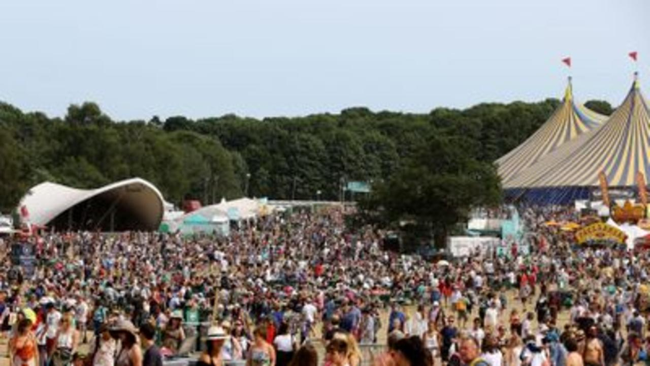 Latitude festival used to monitor large events