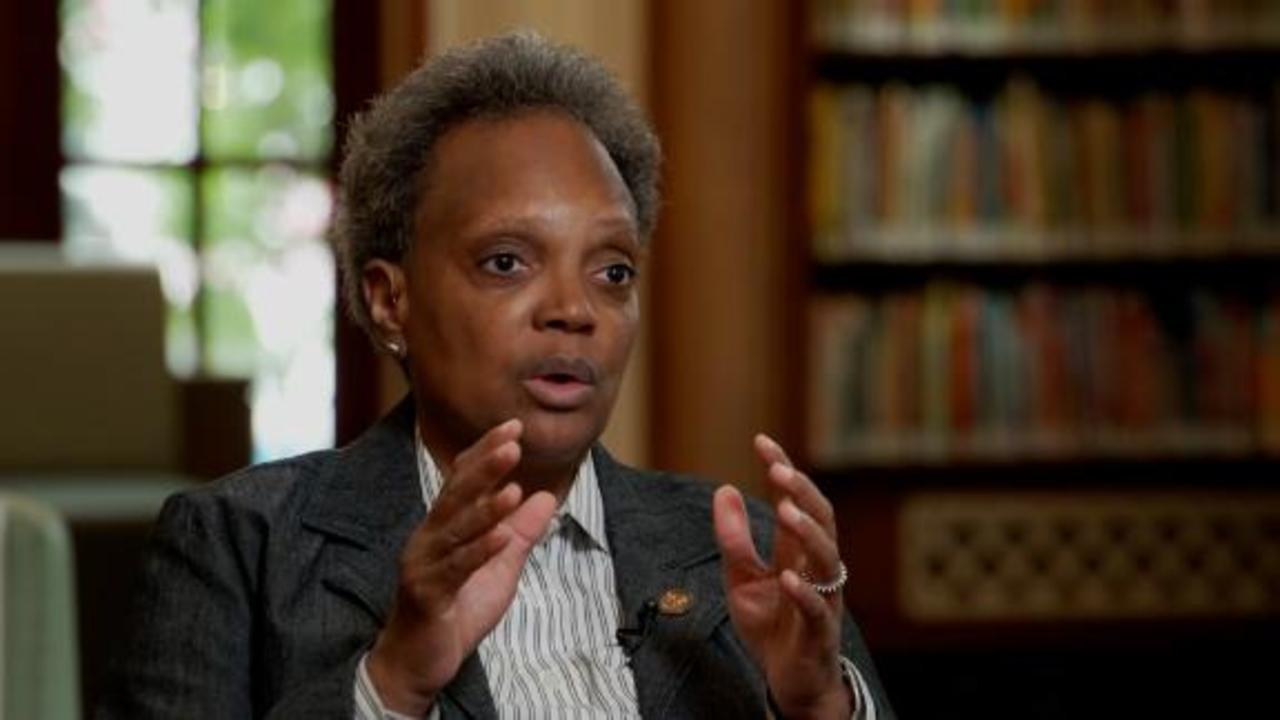 'I got elected to shake things up': Lightfoot on time as mayor