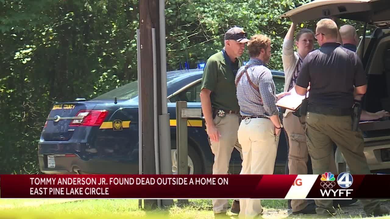 Coroner identifies man found dead outside Greenville home