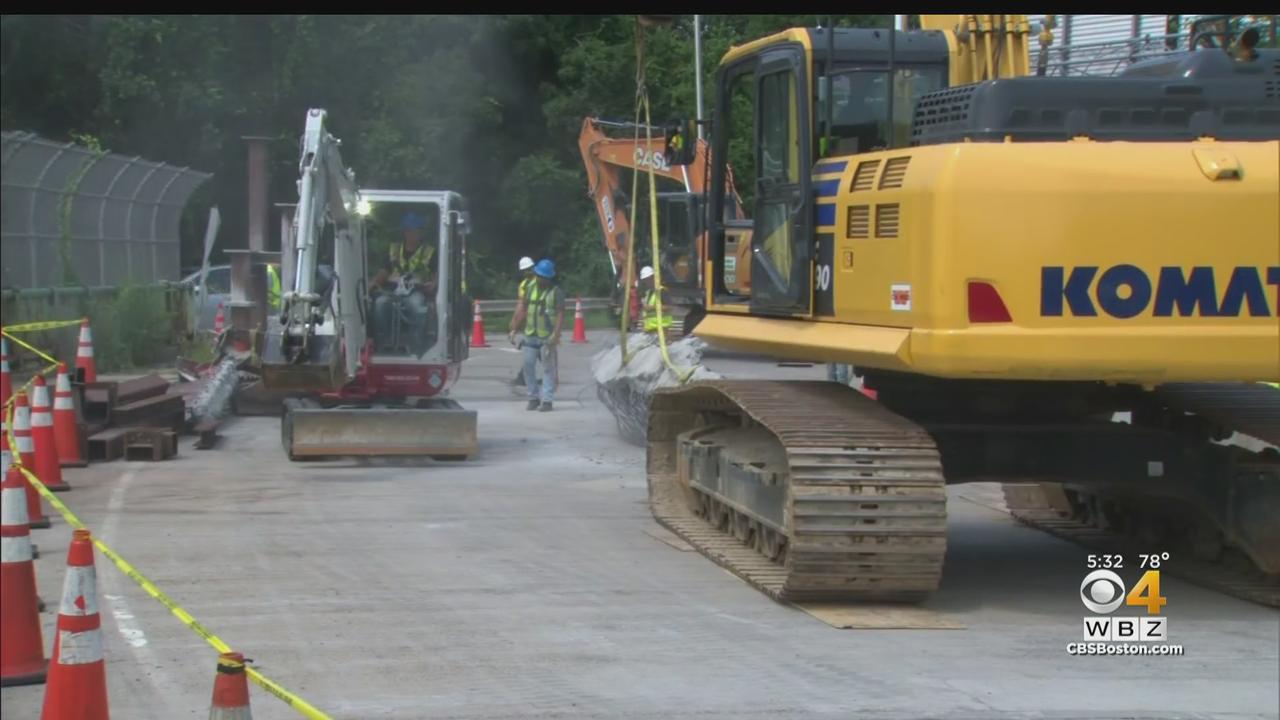 Medford Neighborhoods Impacted By Bridge Crash